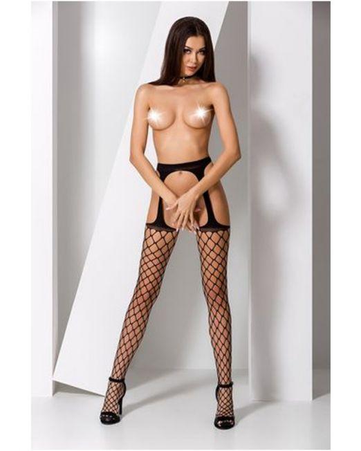 Колготки Passion Erotic Line с доступом