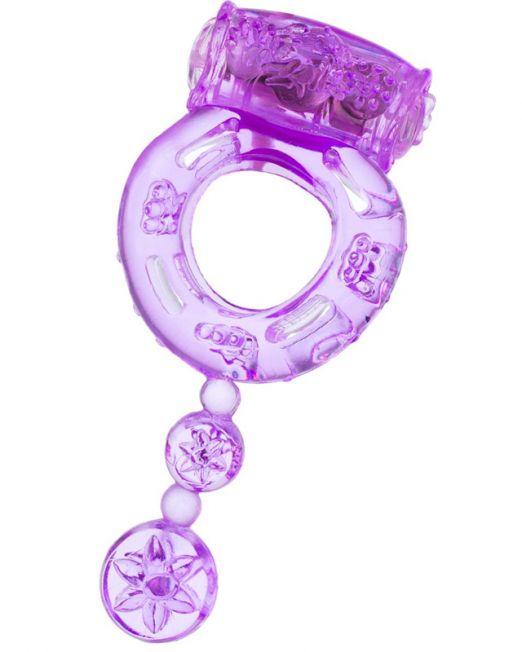 51-818039-4 Виброкольцо фиолет. арт. 818039-4.jpg