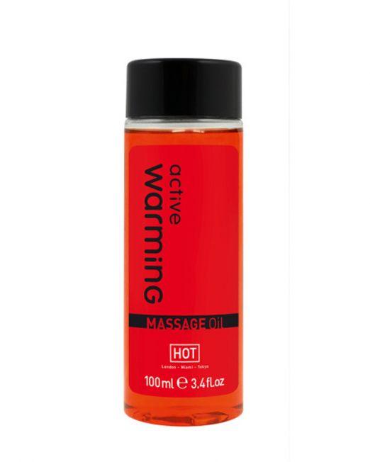 Массажное масло для тела Варминг100мл
