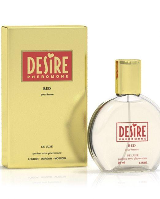 Desire Pheromone RED women 50 мл
