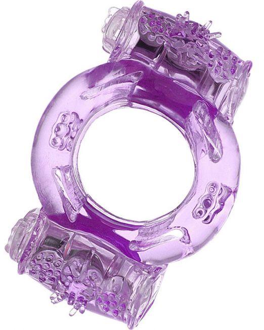 51-818033-4 Виброкольцо фиолетовое арт. 818033-4.jpg