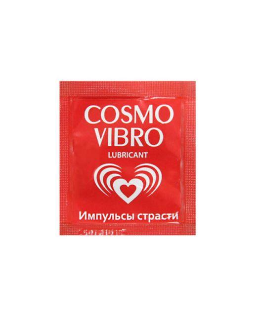 """ЛЮБРИКАНТ """"COSMO VIBRO"""" для женщин 3г арт. LB-23067t"""