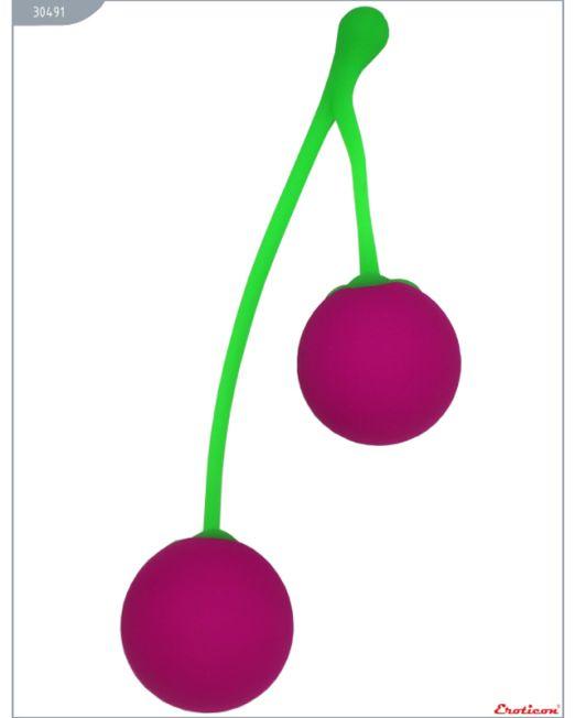 30491 Шарики Sweet Cherry со смещенным центром тяжести, диаметр 35 мм