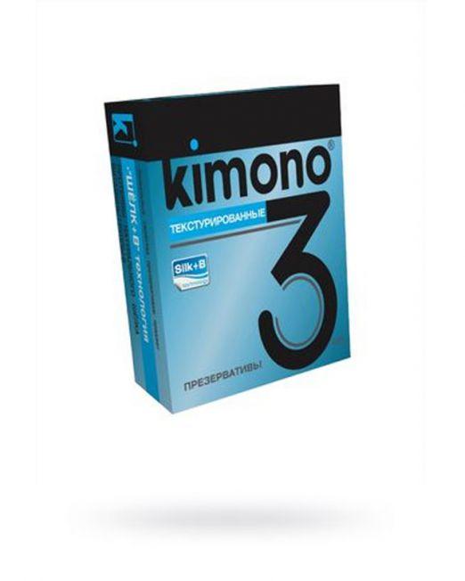 Презервативы КИМОНО №3
