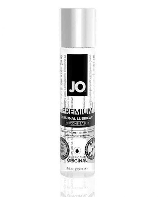 Лубрикант классический на силиконовой основе JO Premium, 30 мл