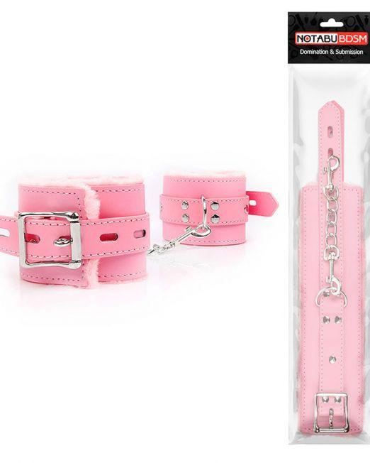 ОКОВЫ цвет розовый арт. NTB-80570