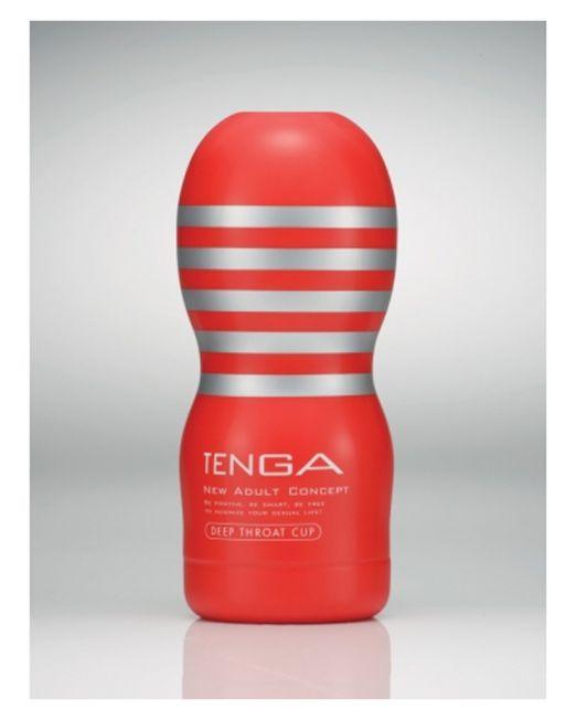 TENGA Мастурбатор Deep Throat