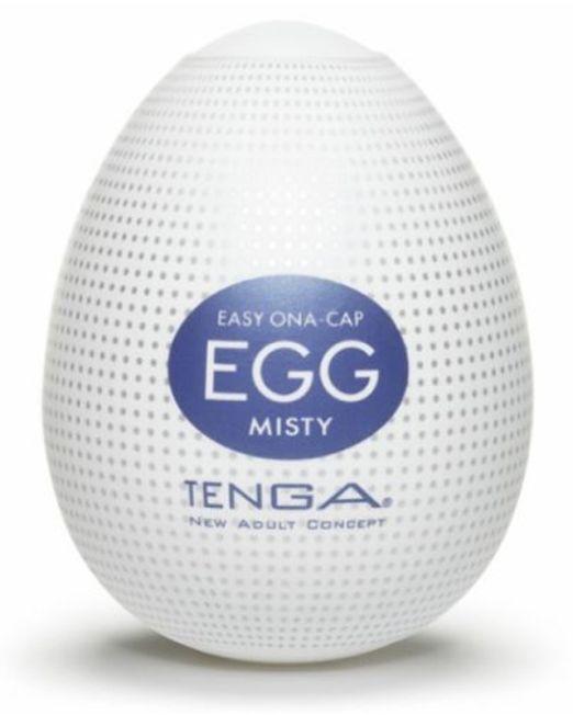 Мастурбатор яйцо Tenga egg MISTY.