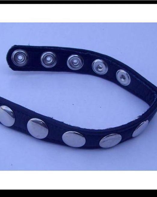 NTB-80135 УТЯЖКА цвет чёрный (кожа) арт. NTB-80135.jpg