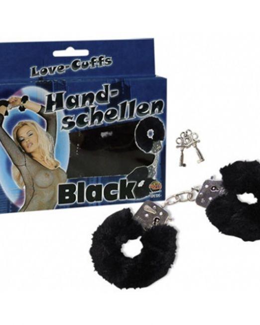 BDSM Наручники Hand schellen black