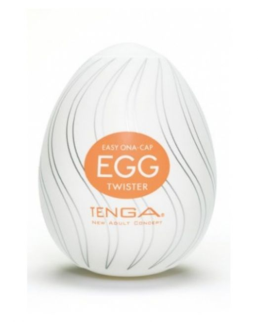 TENGA № 4 Стимулятор яйцо Twister