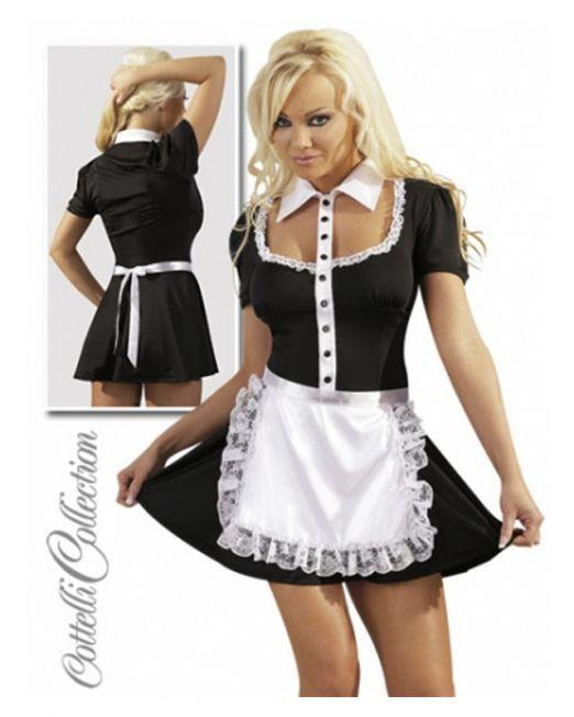 Платье служанки S