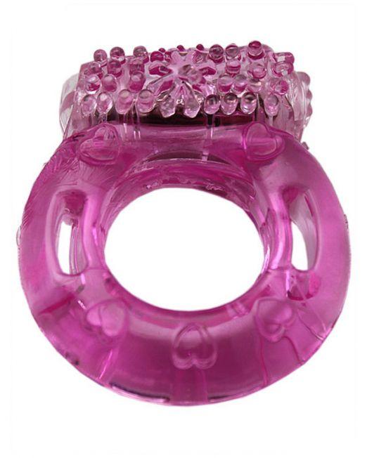 Кольцо с вибратором, диаметр 20 мм, 31005
