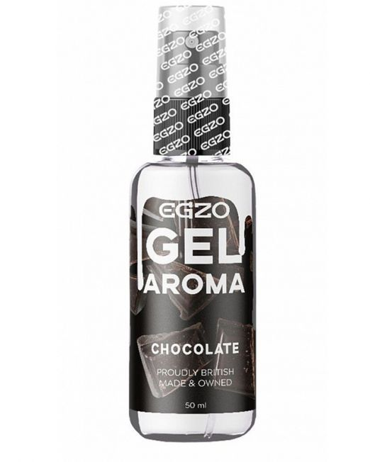 Гель увлажняющий на водной основе EGZO AROMA Chokolate 50 мл., арт. EG-AR-CHO