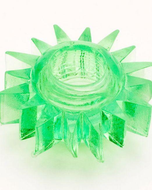 Кольцо гелевое зеленое арт. 818004-7