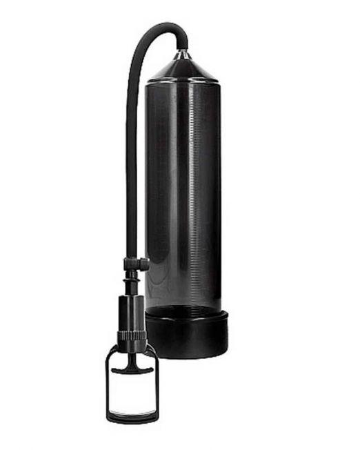 Ручная вакуумная помпа для мужчин с насосом в виде груши Classic Penis Ручная вакуумная помпа для му