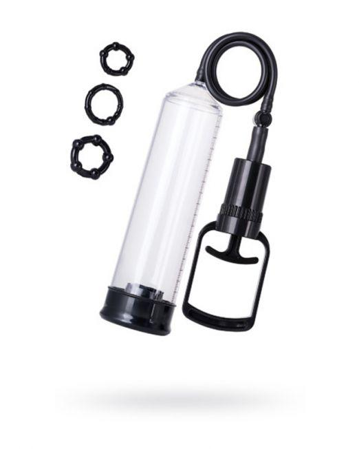 A-Toys Vacuum pump — серия помп, созданная для мужчин, которые стремятся к новым победам и точно зна
