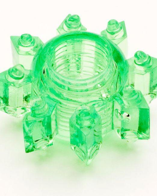 Кольцо гелевое зеленое арт. 818002-7.jpg