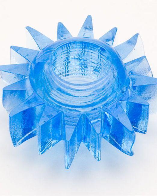 55-818004-6 Кольцо гелевое синее арт. 818004-6.jpg
