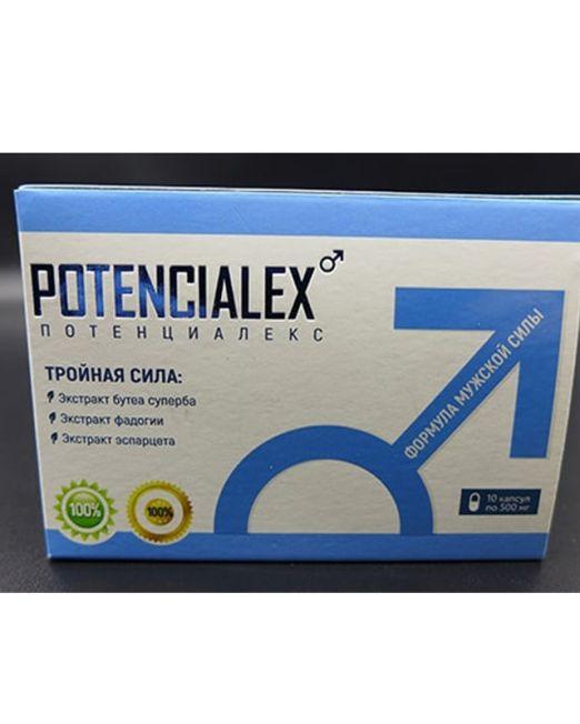 Мужские Потенциалекс Potencialex средство для повышения потенции, 81694
