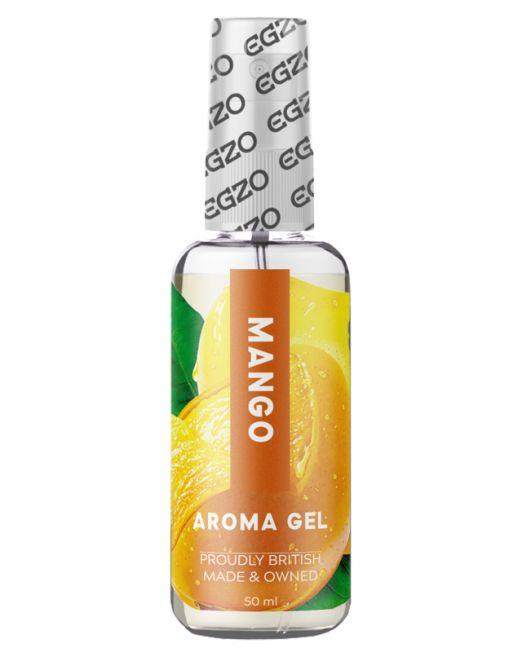 Гель увлажняющий на водной основе EGZO AROMA Mango 50 мл., арт. EG-AR-MANG