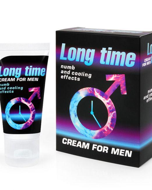 Крем для мужчин LONG TIME серии Sex Expert для мужчин 25 г арт. LB-55208