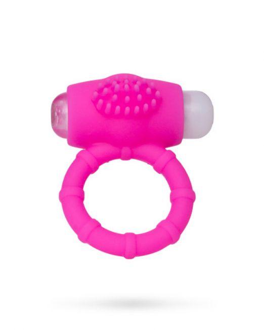 Виброкольцо розовое A-toys